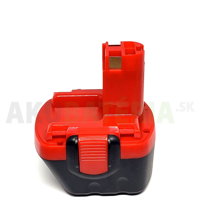Aku batéria pre Bosch nahrádza 12 volt. akumulátor typu BAT043, BAT045 pre Bosch 32612,23612,22612,3360K,PSR12,GSR12-VE2 s kapacitou 3.0Ah