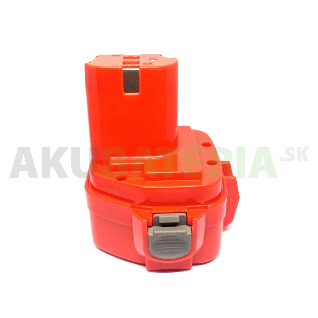 Batéria do 12V aku náradia Makita 1050DA,4013DZ,4331D,5093DWD,6271D. Kompatibilná batéria PA12,1220,1222,1233,1234,1235 s kapacitou 3.0Ah typu Ni-Mh.