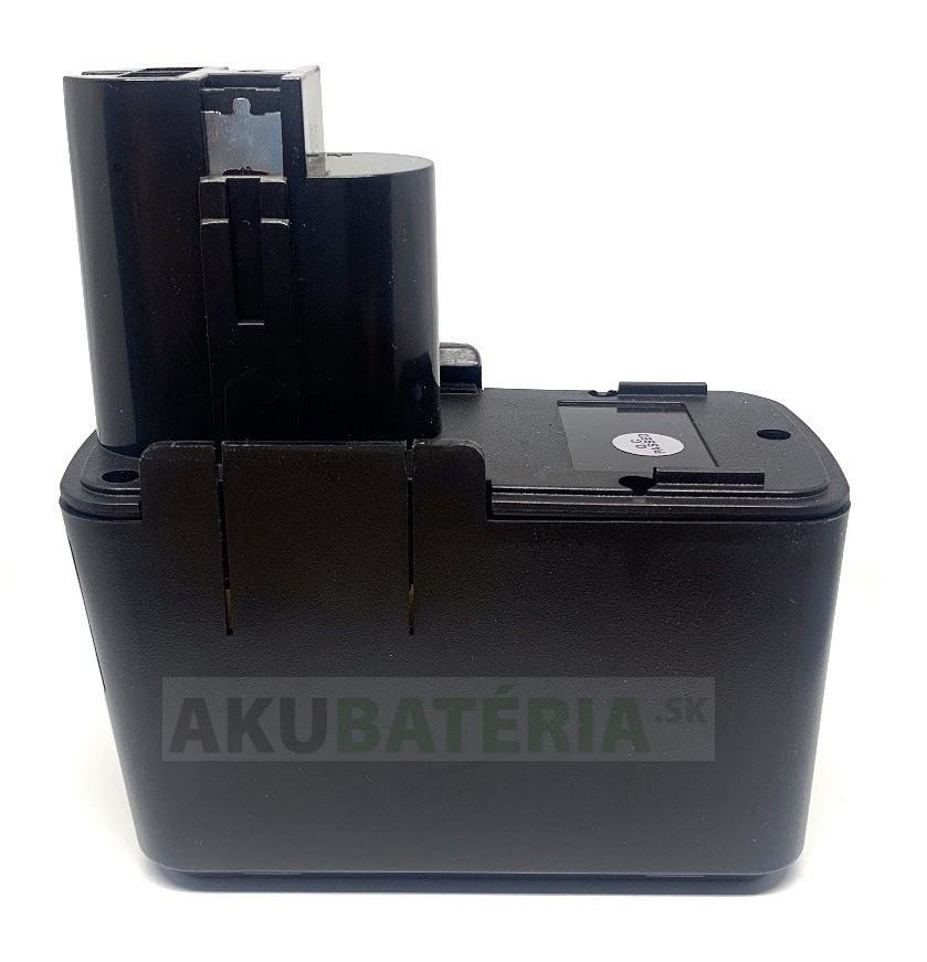 Batéria do AKU náradia Bosch BAT011, PSR120, 3300K, 3315K, B2300, B2500 s kapacitou 1.5Ah je kompatibilná iba s napätím 12V !