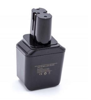 Aku batéria do Bosch náradia s 9.6 volt. nahrádza typ. 2607300002, BH-964N, 92955, bosch GBM 9.6V, GSR 9.6V, 9,6VES, 9.6VET s kapacitou 3.0Ah