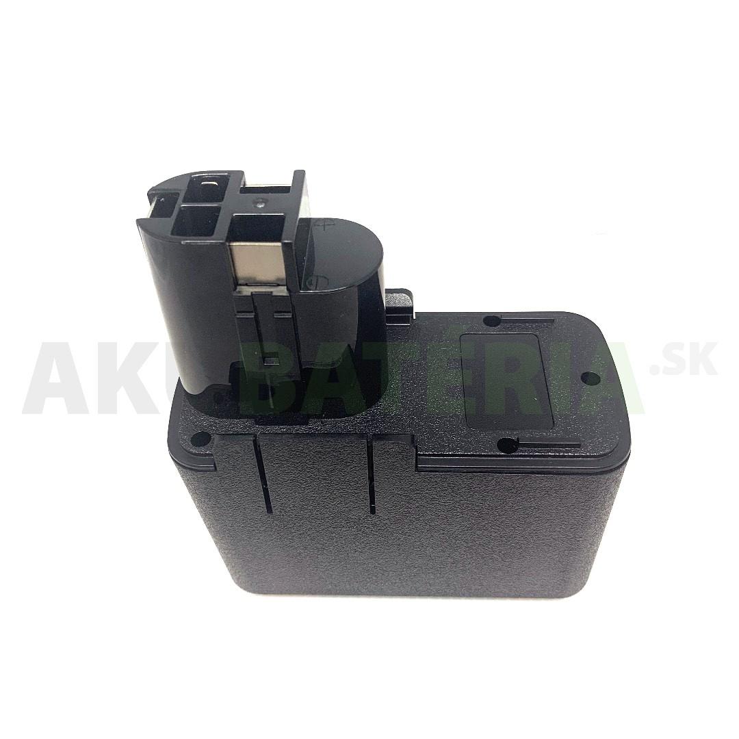 Aku batéria pre Bosch 9.6 volt. nahrádza typ. BH-974, BAT001, bosch PSR 9.6VES-2,GBM 9.6VES-1,GSB 9.6VES2,GSR 9.6 VE-2 s kapacitou 2.0Ah