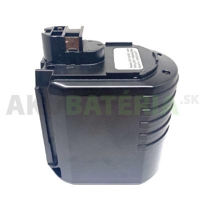 Batéria do 24V aku náradia Bosch GBH24VFR, GBH24VRE, 11225VSR. Kompatibilná batéria BAT021, BAT019 s kapacitou 3.0Ah typu Ni-Mh