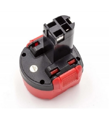 Batéria Bosch BAT100, BAT119, BAT0408 do 9.6V aku náradia. Batéria pre Bosch GDR9.6V, GSR9.6, GSR 9.6-1, GSR 9.6-2, GSR 9.6V s kapacitou 3.0Ah typu Ni-Mh