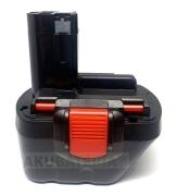 Aku batéria pre Bosch nahrádza 12 volt. akumulátor typu BAT043, BAT045 pre Bosch 32612,23612,22612,3360K,PSR12,GSR12-VE2 s kapacitou 1.5Ah, Ni-Mh